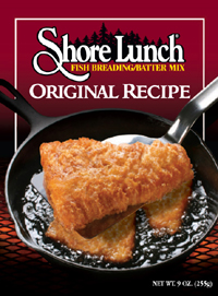 Shore Lunch Breading/Batter Mix - Original #origshore